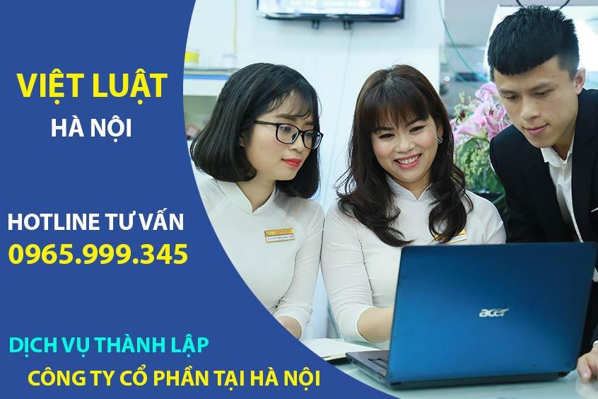 Thủ tục thành lập công ty cổ phần 100% vốn trong nước tại Việt Nam