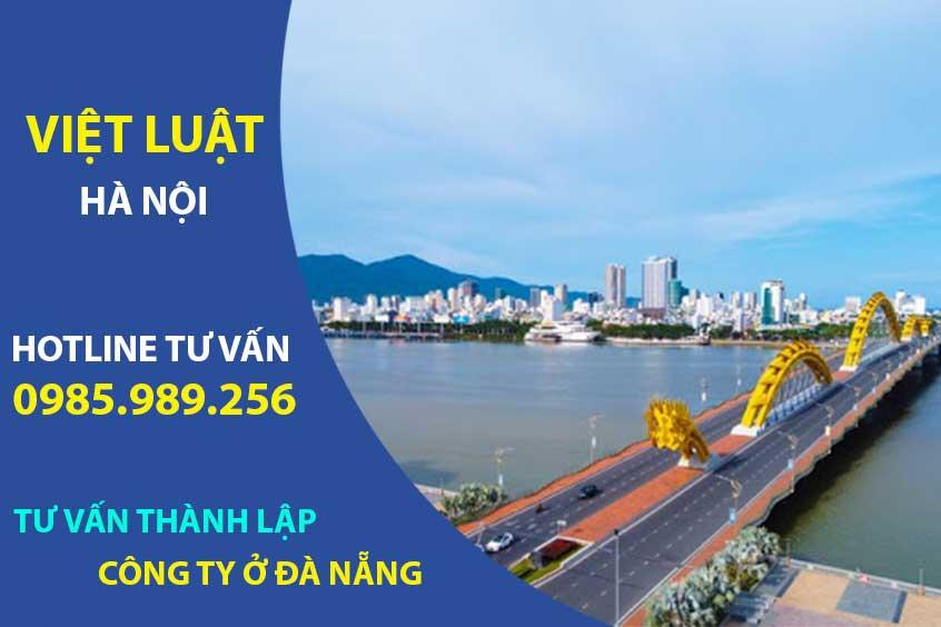 Tư vấn thành lập công ty ở Đà Nẵng